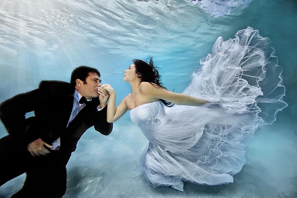 свадьба по водой, организация свадьбы в Астане